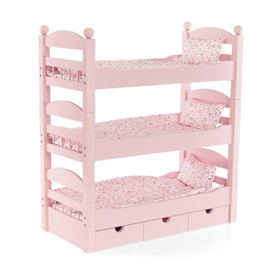 INS1029 - Triple Bunk Bed Product Assembly Instructions