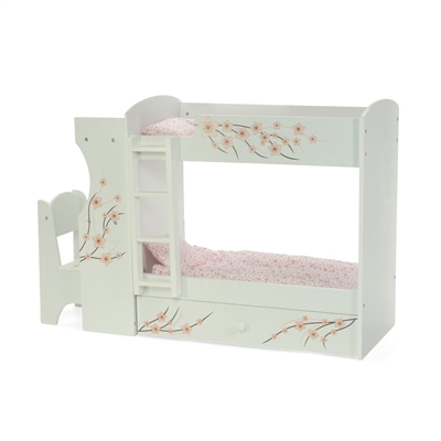 INS1038 - Bunk Bed & Desk Product Assembly Instructions
