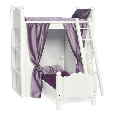 INS1043 - Furniture Piece with Bunk Bed Product Assembly Instructions