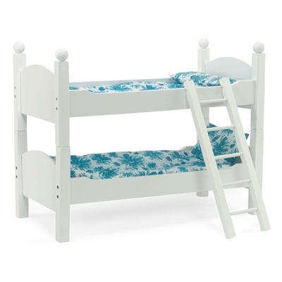 INS1048 - White Bunk Bed Product Assembly Instructions